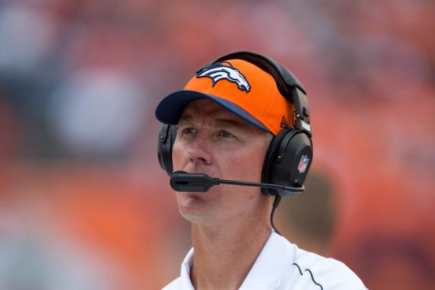Mike McCoy Has Bears, Cardinals Wanting an Interview About Coach Jobs