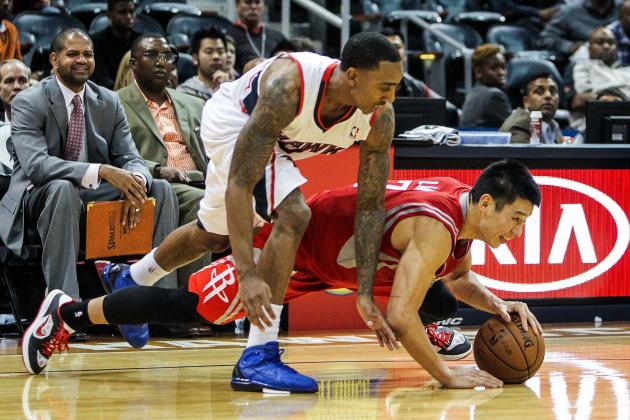 Atlanta Hawks vs. Houston Rockets: Live Score, Results and Game Highlights
