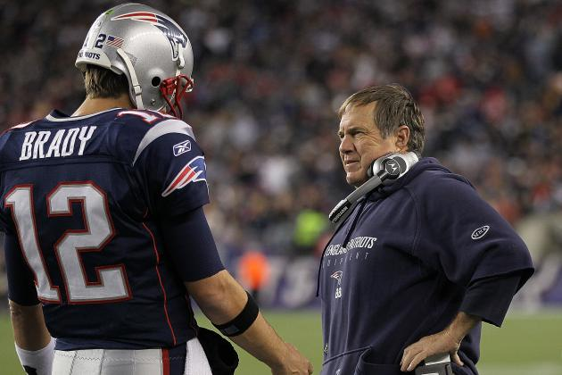 Ranking the New England Patriots' Potential AFC Playoff Opponents