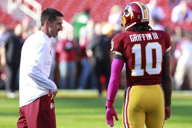 Washington Redskins' Kyle Shanahan a Possibility as a NFL Head Coach