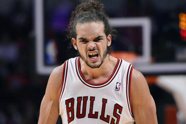 Joakim Noah Is the Chicago Bulls' Emotional Leader