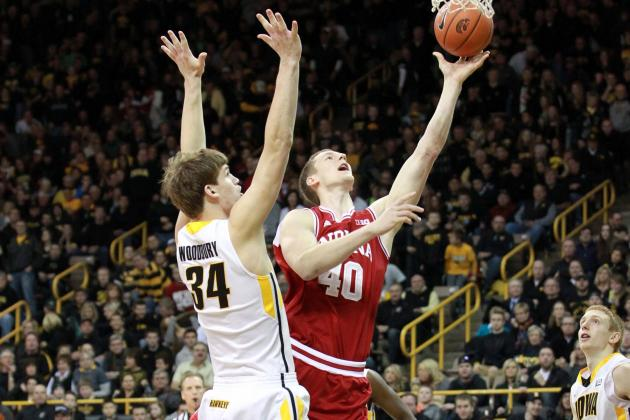 No. 5 Indiana 69, Iowa 65