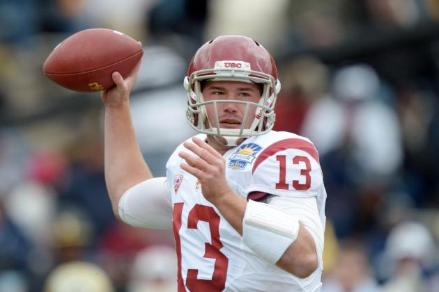Sun Bowl 2012: Max Wittek Proves USC Trojans Must Have Open QB Battle in 2013