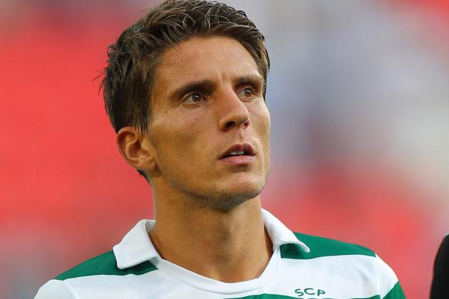 January Transfer News: Reading Capture Sporting Lisbon Captain