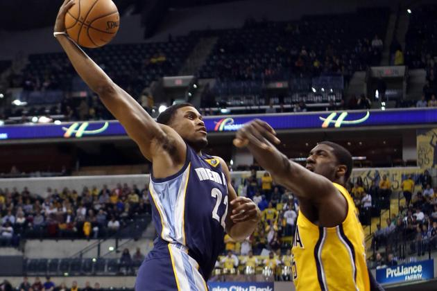 Pacers Beat Grizzlies 88-83