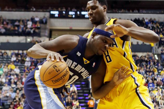 Memphis Grizzlies Outscored in the End by Pacers