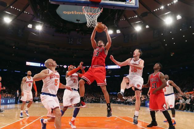 The NBA's Most Tireless Workhorses
