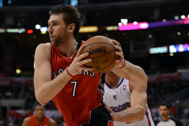 NBA Rumors: Raptors Would Be Fortunate to Move Andrea Bargnani