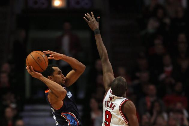 Charlotte Bobcats vs. Chicago Bulls: Live Score, Results and Game Highlights