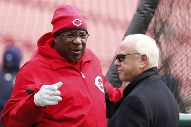 Cincinnati Reds: Busy 2012 Ends After Successful Season