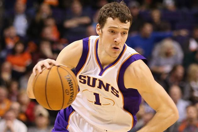 NBA Gamecast: Suns vs. Thunder