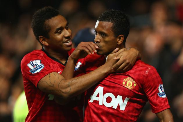 Manchester United Transfer News: Holding on to Nani Is Right Move for Red Devils