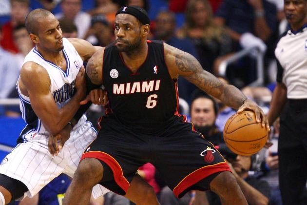 Heat Beat the Shorthanded Magic 112-110 in Overtime