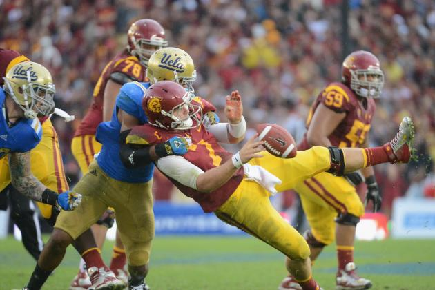 UCLA Football: Anthony Barr Returning for Senior Season