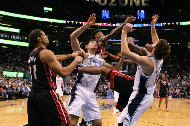 Heat Rally to Down Magic in OT