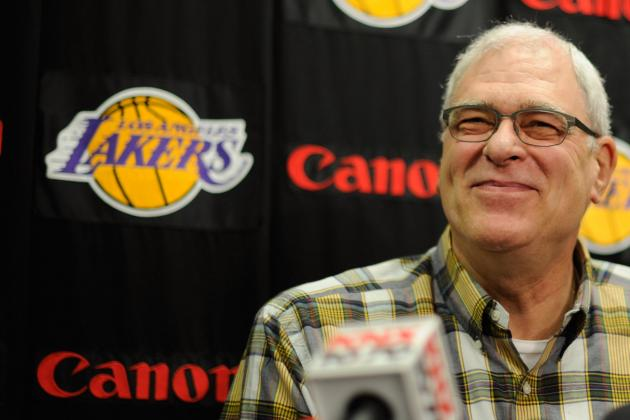 Report: Nets Will Try to Talk to Phil Jackson 'in the Next Few Days'