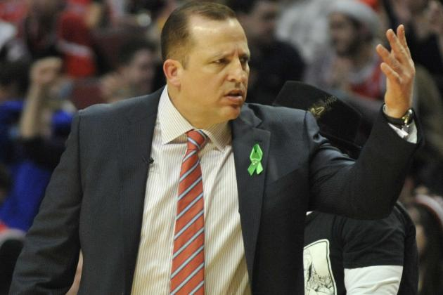 Thibodeau 'Saddened' by Smith Firing