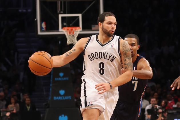 Deron Williams Takes Some Responsibility After Nets Are Routed in San Antonio