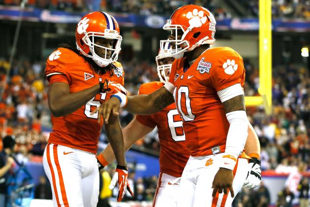 Chick-fil-A Bowl: LSU vs. Clemson Live Score, Highlights and Analysis