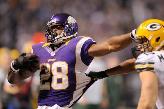 2013 NFL MVP: Adrian Peterson Has Run Away with Game's Highest Individual Honor