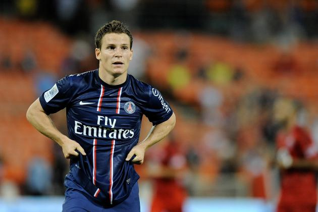Liverpool Transfer News: Loan Deal for Kevin Gameiro from PSG?