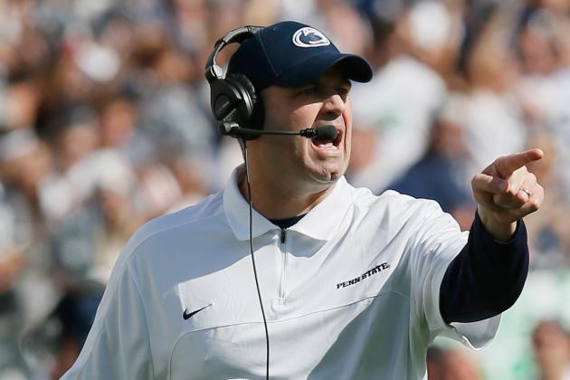 Why Bill O'Brien Shouldn't Leave Penn State Football for the NFL
