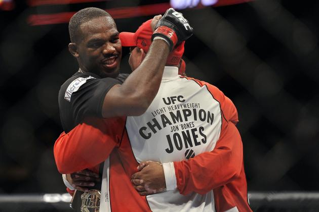 UFC's Dan Henderson Takes a Shot at Jon Jones on New Year's Eve