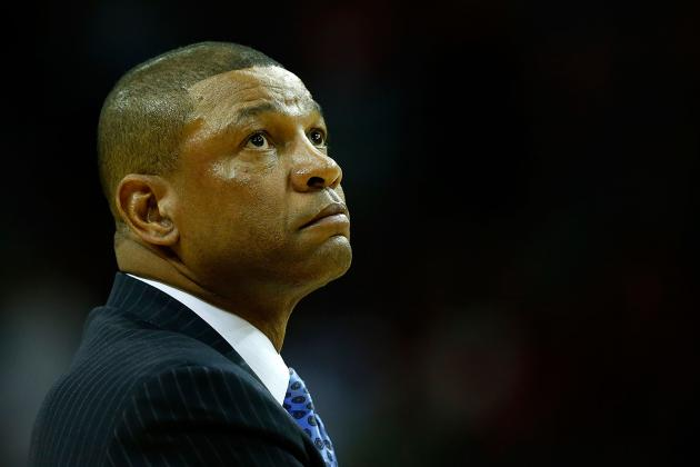 Is Doc Rivers' Coaching a Problem or the Solution for Middling Boston Celtics?
