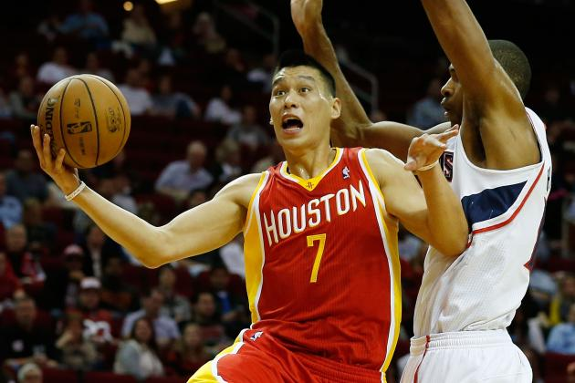 Jeremy Lin: What Must Happen for Houston Rockets PG to Become a Complete Player