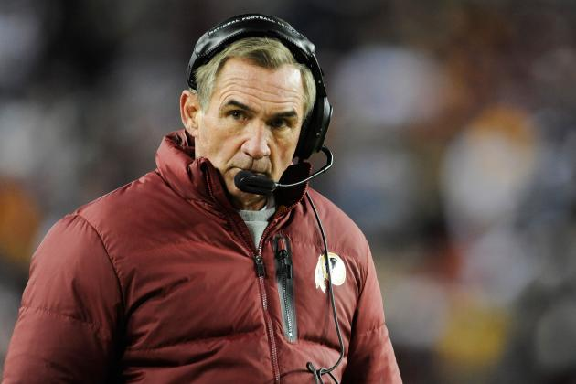 Report: Redskins Considering Extension for Mike Shanahan