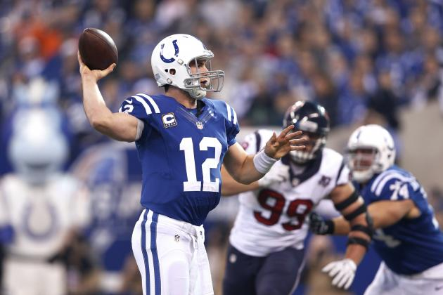 Indianapolis Colts:  Andrew Luck and Peyton Manning Can't Be Compared