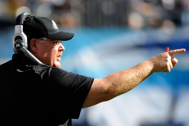 Andy Reid: Predicting Where Former Philadelphia Eagles Coach Will Land