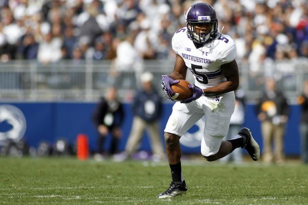Gator Bowl 2013: Northwestern Rush Attack Will Destroy Mississippi State