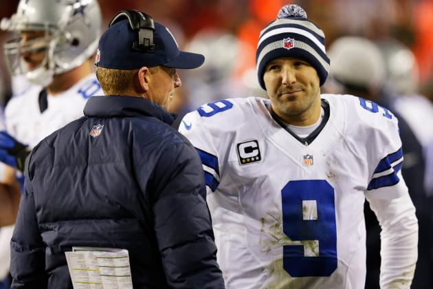 Tony Romo: Cowboys' Blind Faith in QB Will Only Result in More Disappointment