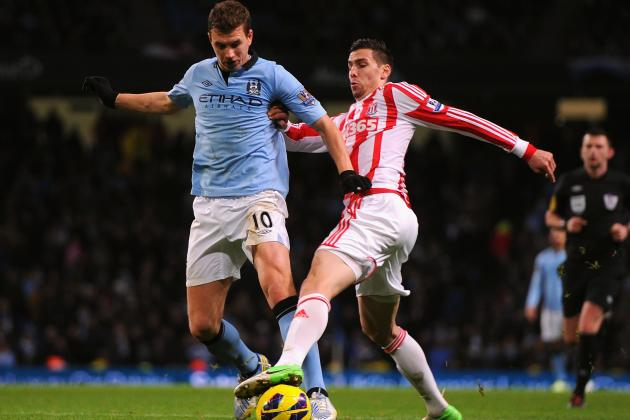 Aguero Injury Takes Gloss off Man City Win