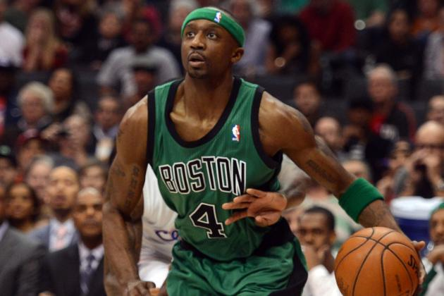 How Boston Celtics Can Get Jason Terry Back on Track