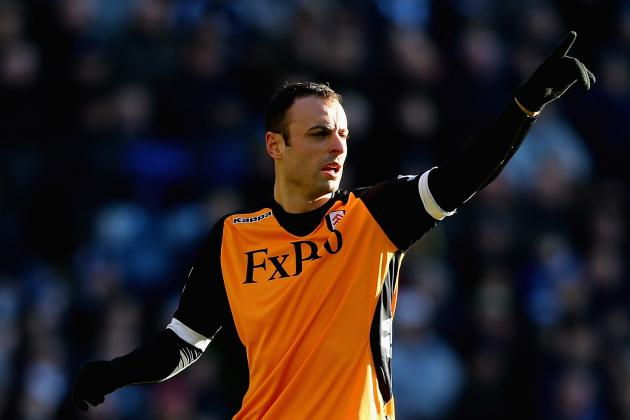 Fulham Earn Points at West Brom as Regal Berbatov Reigns