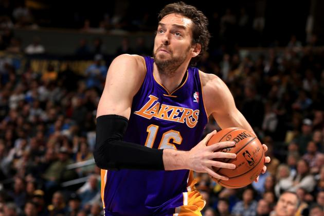 NBA Rumors: Lakers Foolish to Trade Pau Gasol Without Overwhelming Offer
