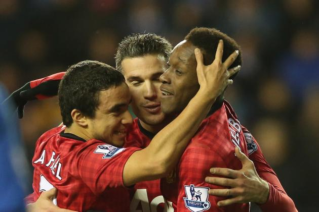 Manchester United Start New Year with Bang and Easy Win over Wigan