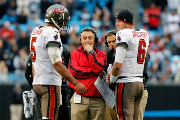 Tampa Bay Buccaneers 2013: Who May Be on Their Way out the Door