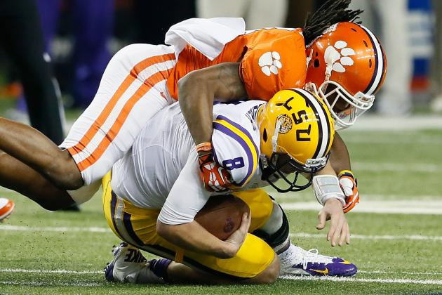 LSU Needs to Get It Fixed on Offense
