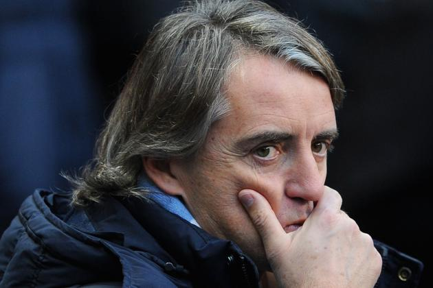 Man City Can Close Gap: Mancini