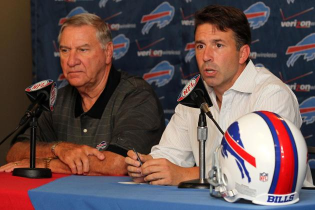 Buffalo Bills Make a Whole Lot of Noise but Only Minor Changes in Front Office