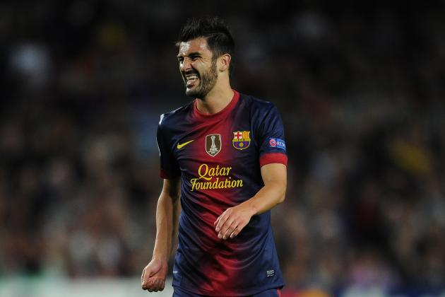 Arsenal Transfer Rumours: David Villa Is Best Option for Striking Reinforcement