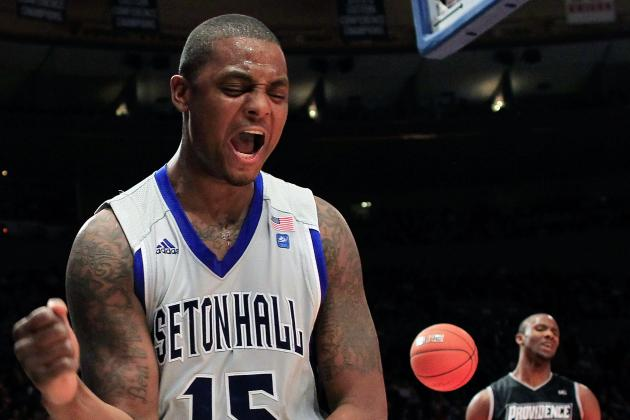 Former Seton Hall Forward Herb Pope Arrested for Allegedly Pulling Gun in Bar