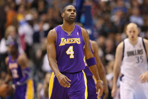 Lakers Rumors: Antwan Jamison Will Eventually Make Impact Staying in Los Angeles
