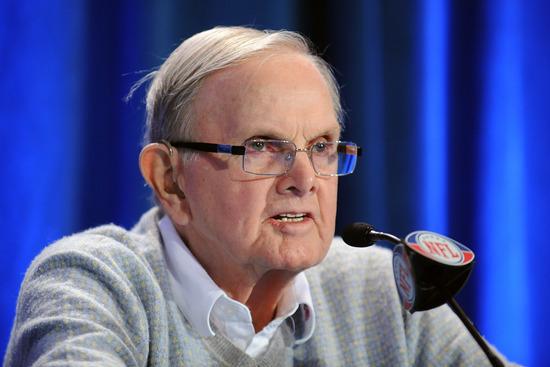 Bills' Ralph Wilson Relinquishes Control