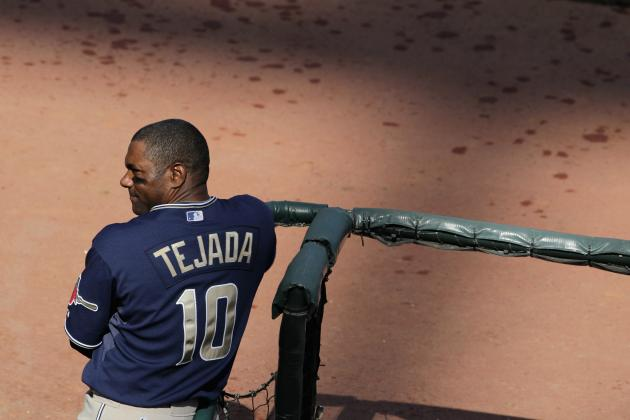 Kansas City Royals Sign Former MVP Miguel Tejada to a Minor League Deal