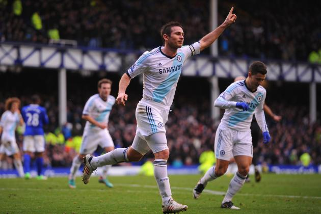 Chelsea Transfer News: Blues Would Be Crazy to Let Frank Lampard Leave