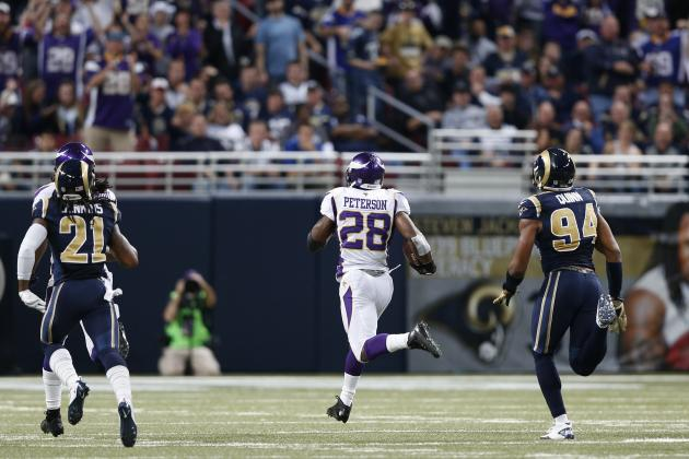 Sorry, Peyton Manning, but Adrian Peterson Is Clearly This Year's MVP